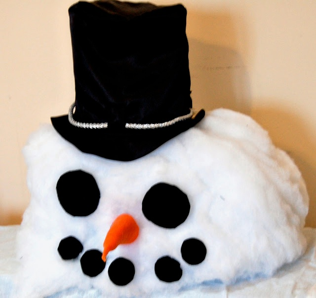 Snowman Kit Easy Winter Snowman Crafts for Kids