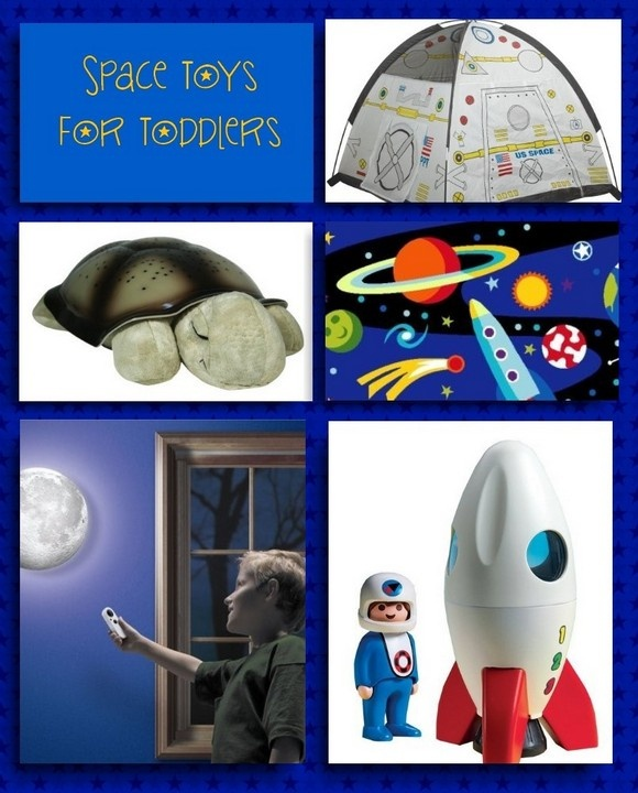 Let your little ones blast off into outer space with these cool space toys for toddlers!