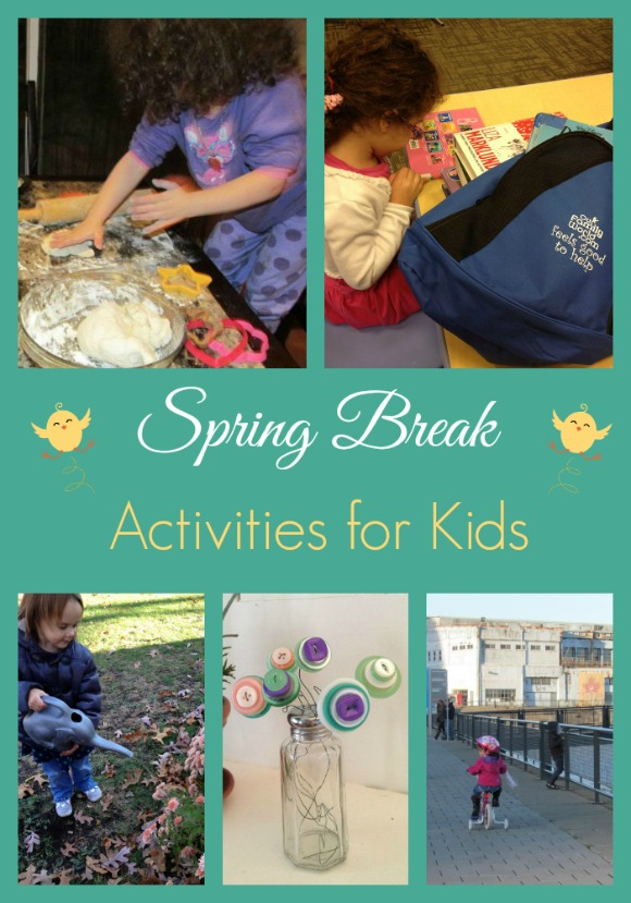 Spring Break Activities for Kids: Fun & Inexpensive Boredom Busters