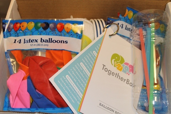 Together Box Review:  Brimming with Educational Activities for Kids