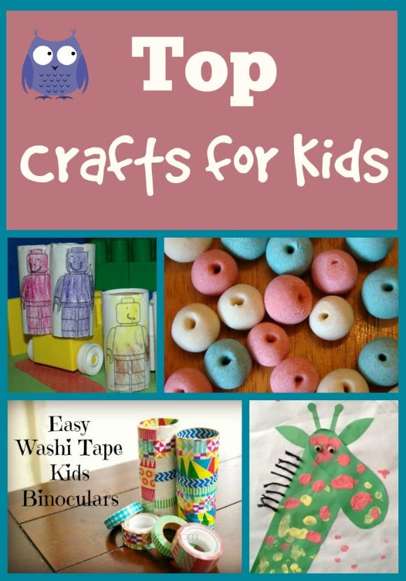 Weekly Top Crafts for Kids