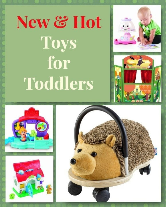 Newest & Hottest Educational Toys for Toddlers