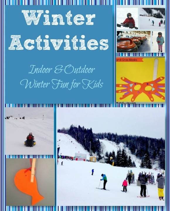 Winter Activities for Kids: Warm Up With These Fun Ideas