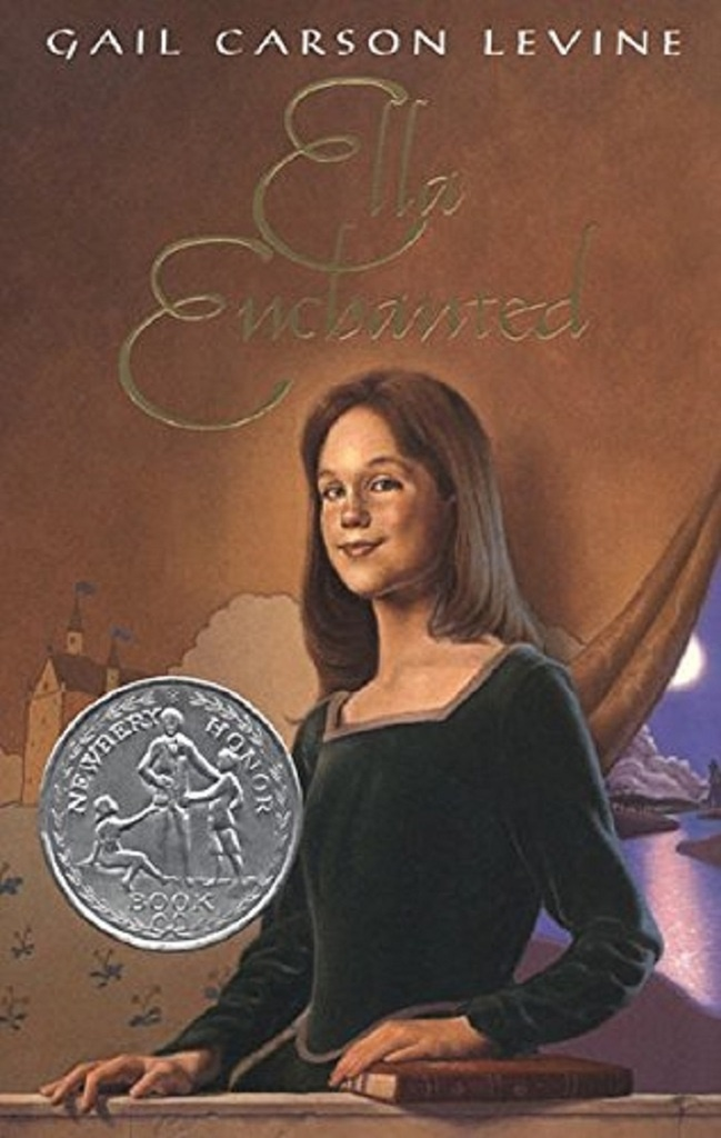 Young Adult Fairy Tale Retelling Books: Ella Enchanted