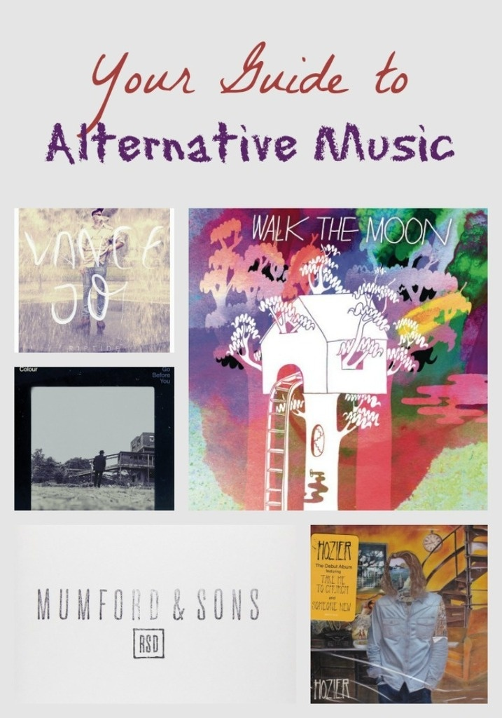 Alternative music is often overlooked but it definitely shouldn't be ignored! There are some incredible artists that you need to add to your playlist right now.
