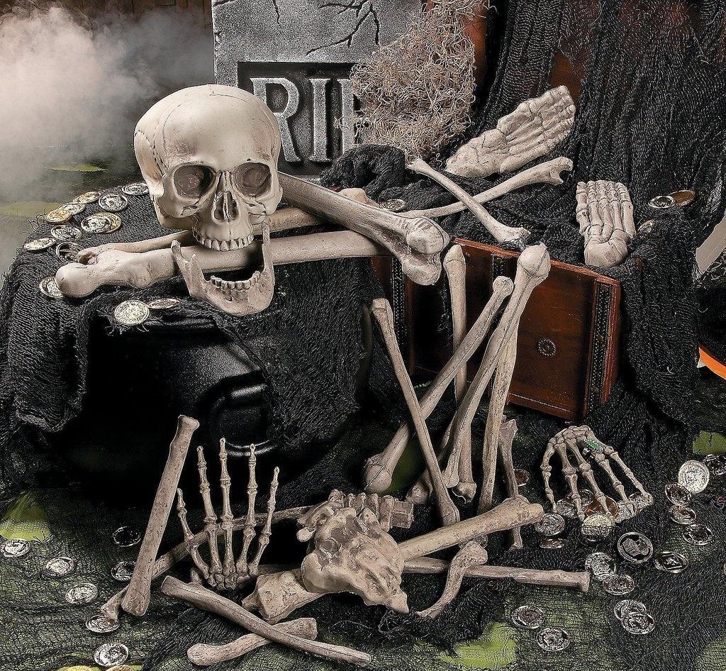 Bag of Bones! 5 Spooky Halloween Party Ideas Your Friends Will Shriek About