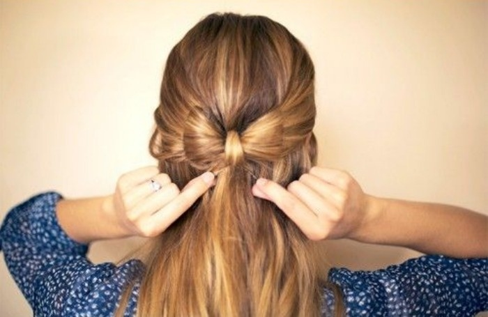 Romantic Hairstyles For New Year's Eve