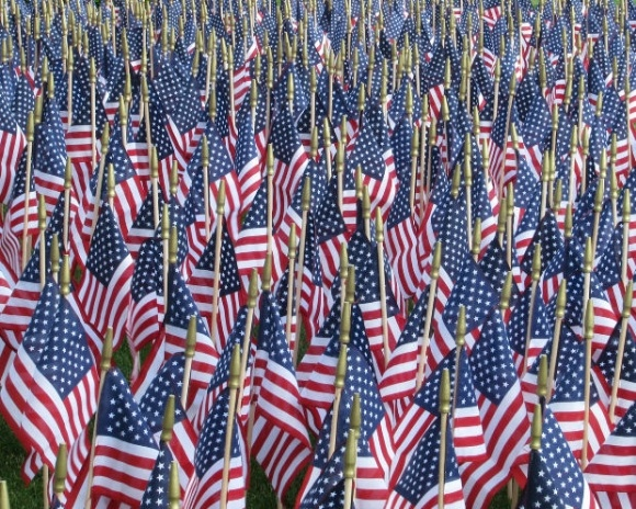 Memorial Day Activities for Kids: Make Flags
