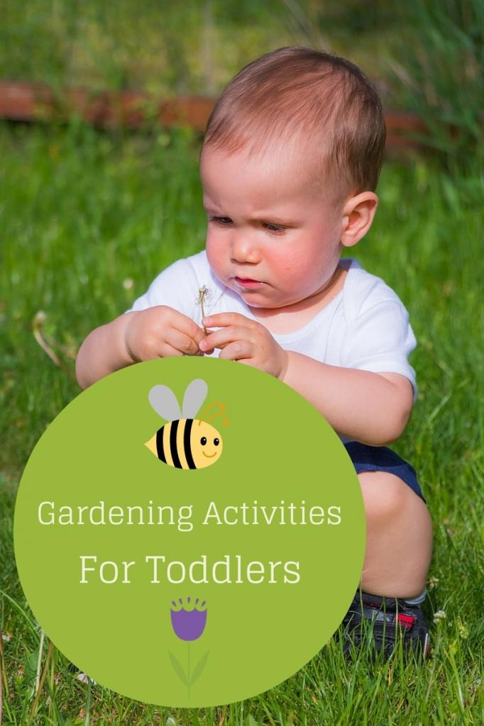 Grow and nurture a love of nature with these fun gardening activities for toddlers that you can start working on right now! No need to wait til spring!