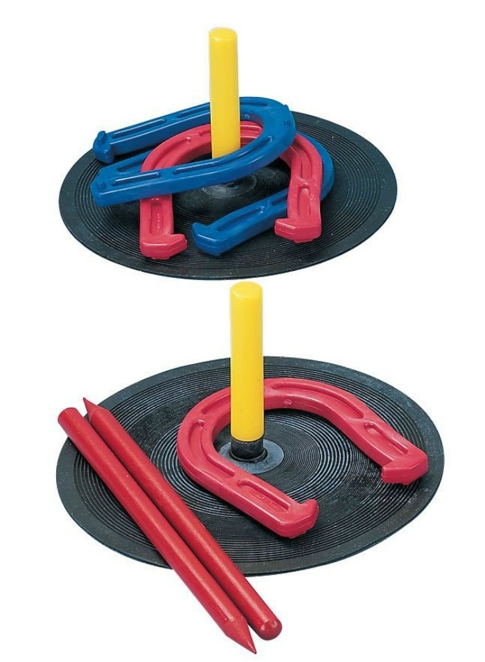 Country Party Ideas: Horseshoes