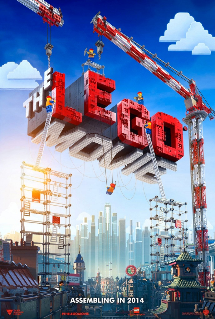 LEGO Movie party games for kids