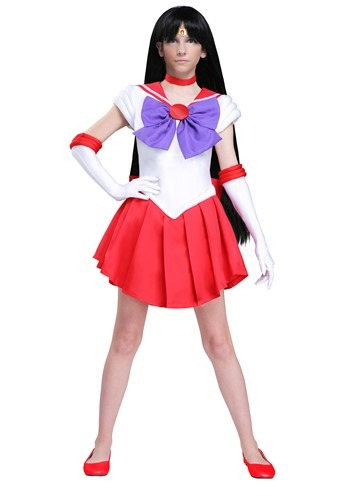 Sailor Mars Costume