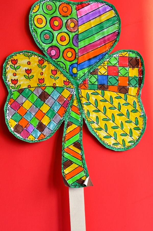 Spring flower craft: perfect spring craft for kids!