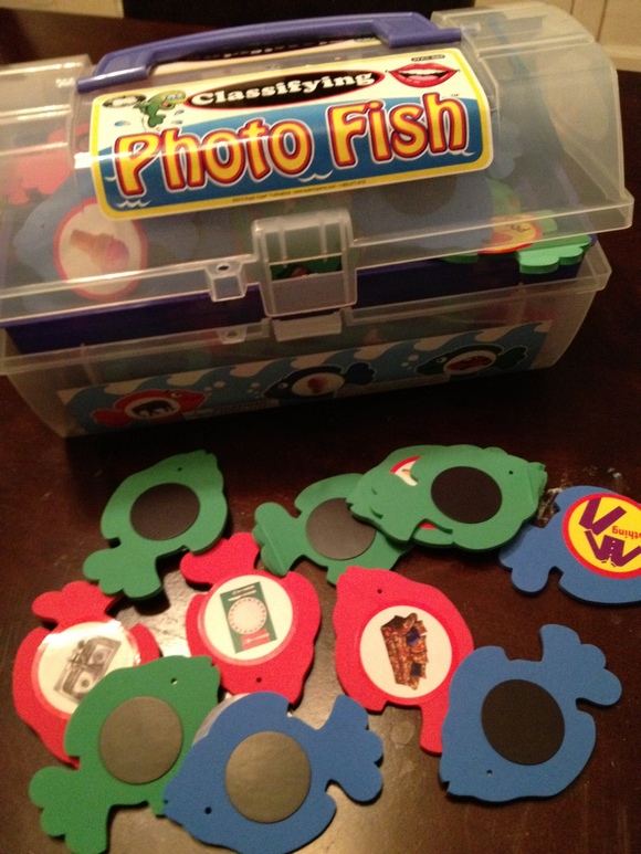 Photo Fish Educational Toys for Kids at Super Duper