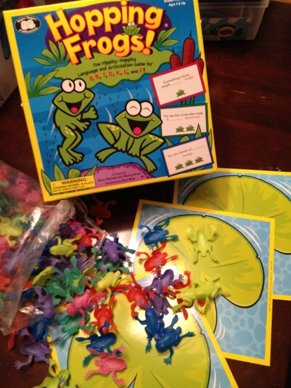 Hopping Frogs Educational Toys for Kids at Super Duper