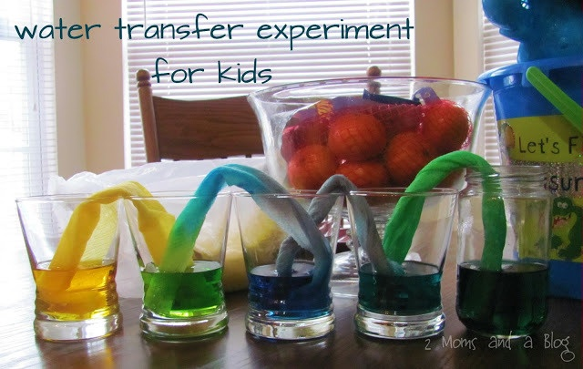 5 fun science experiments for kids