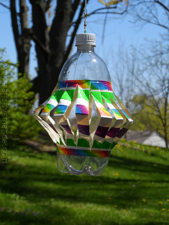 Wind Spinner Earth Day Crafts for kids