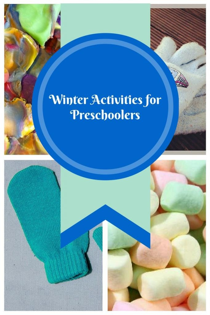 Spending time indoors can get a little boring if you don't plan enough winter activities for preschoolers! Our fun arts & crafts will keep them entertained!