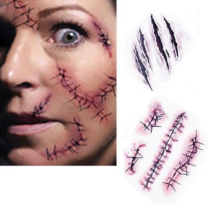 Zombie Scars! 5 Spooky Halloween Party Ideas Your Friends Will Shriek About